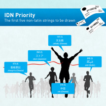 ICANN Prioritisation Draw Infographic Infographic