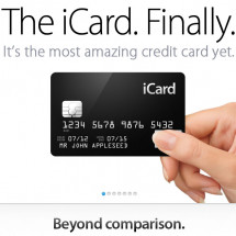 If Apple Made a Credit Card... Infographic