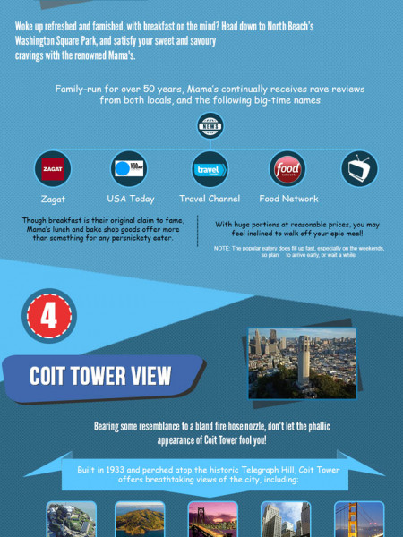 If You are Going to San Francisco Infographic