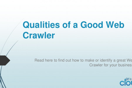 Important Qualities of a Good Web Crawler Infographic