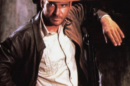 Indiana Jones Raiders of the Lost Ark Jacket Infographic