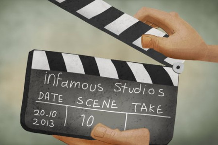 Infamous Studio Explainer Video Infographic
