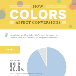 How Colors Affect Conversions