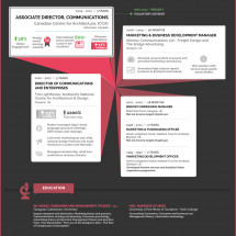 Infographic Resume Template Infographic