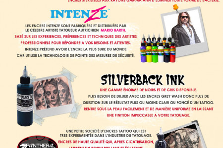 Ink to Get Inked Infographic