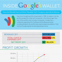 Inside Google's Wallet Infographic
