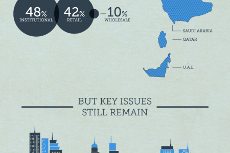 Insights into the Middle East fund industry 2012 Infographic