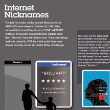 Internet Nicknames Infographic