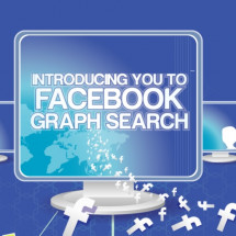 Introducing you to Facebook Graph Search Infographic