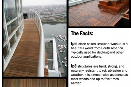 Ipe- The Preferred Exterior Wood Infographic