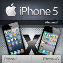 iPhone 5 - Check out the new iPhone Infographic