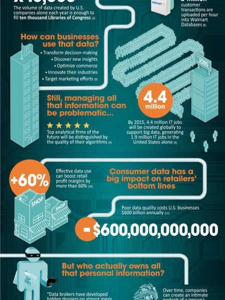 Is Big Data the New Big Brother? Infographic