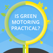 Is Green Motoring Practical Infographic