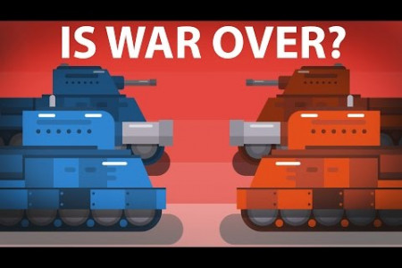 Is War Over? Infographic
