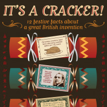 It's A Cracker! Infographic