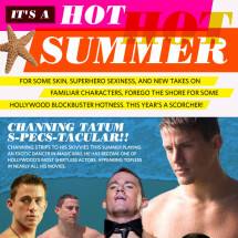It's a Hot Hot Summer  Infographic
