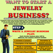 Jewelry and Watch Repair Business - Franchise opportunities  Infographic