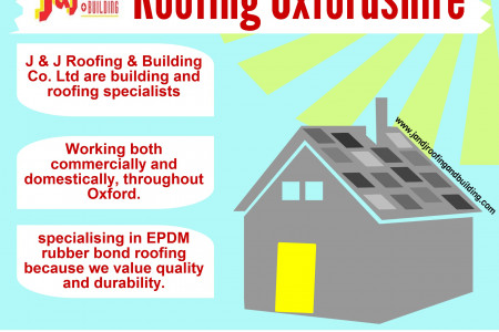 J&J Roofing and Building - Roofing Oxfordshire Infographic