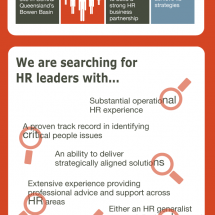 Jobgram - BHP Billiton Infographic