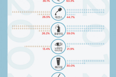 Korean Grooming Guys  Infographic