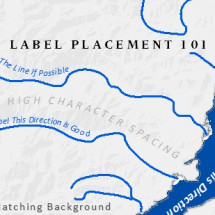 Label Placement 101 Infographic