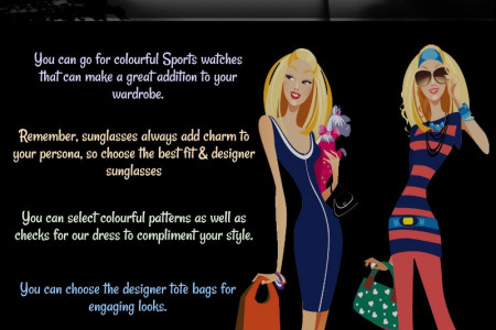 Latest Style Tips for Ethereal Looks Infographic