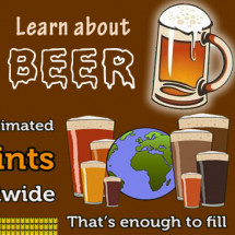 Learn About Beer Infographic
