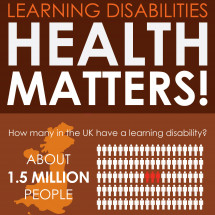 Learning Disability Health Matters Infographic