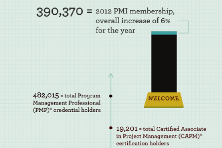 Life Before and After Getting PMP Certified Infographic