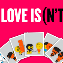 Love Is(n't)  Infographic