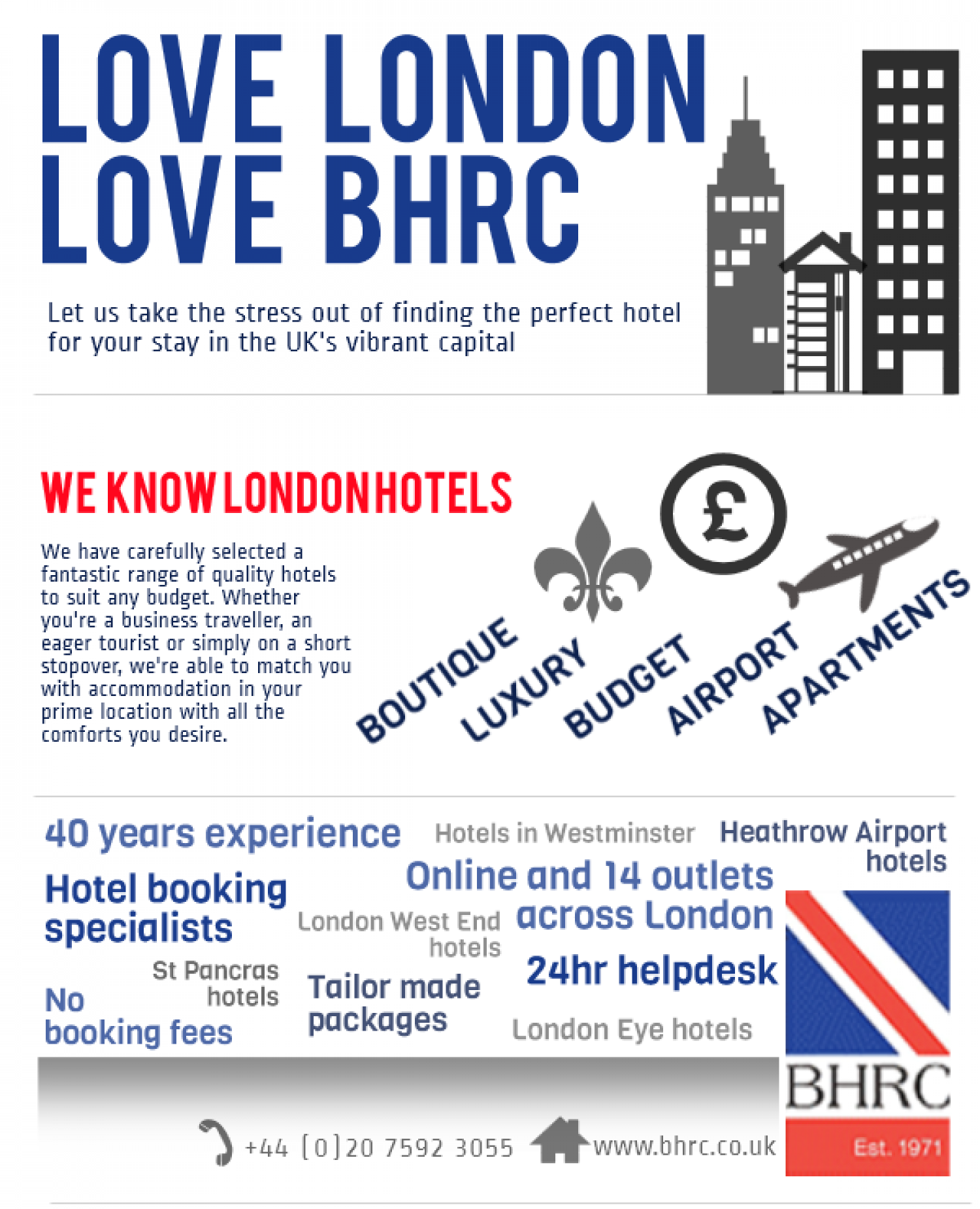 Love London Love BHRC Infographic