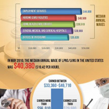 LPN Careers on the Rise Infographic