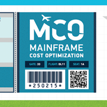 Mainframe Cost Optimization Infographic