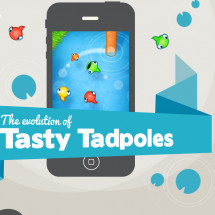 Making of Tasty Tadpoles  Infographic