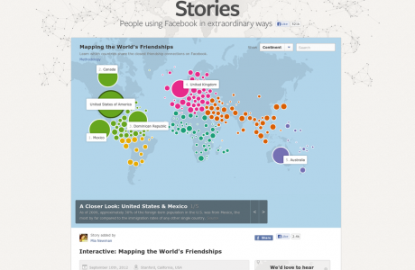 Mapping the World's Friendships