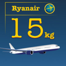 Maximum Luggage Weight by Airline Infographic