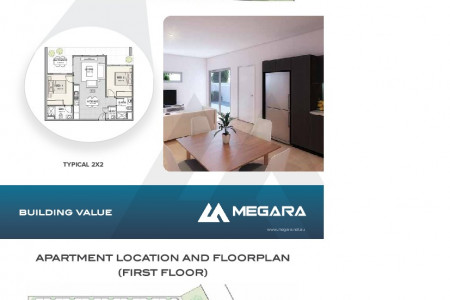 Megara Montebellow Apartments Infographic
