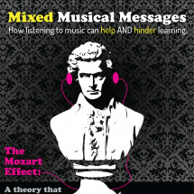 Mixed Musical Messages Infographic