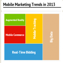 Mobile Marketing Trends Infographic