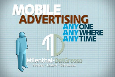 Mobile Marketing Infographic
