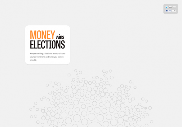 Money Wins Elections