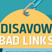 Most Common Mistakes to Avoid While Using Disavow Links Tool Infographic