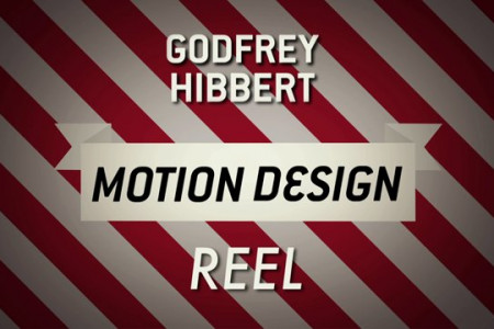 Motion design reel Infographic