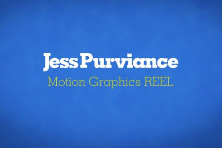 Motion Graphics REEL Infographic