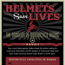 Motorcyle Safety Infographic