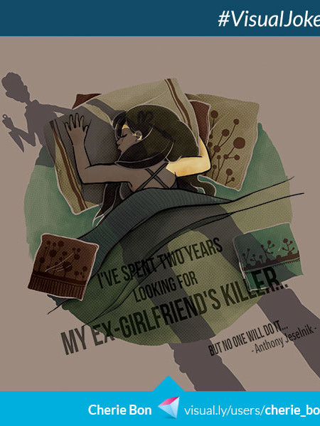 My Ex-Girlfriend's Killer Infographic