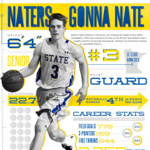 Naters Gonna Nate Infographic