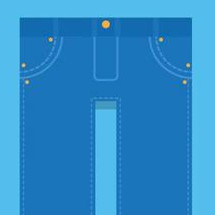 National Geographic - Jeans Infographic
