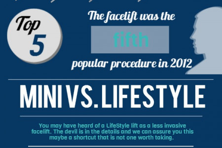 Need a Lift? The Facelift Infographic