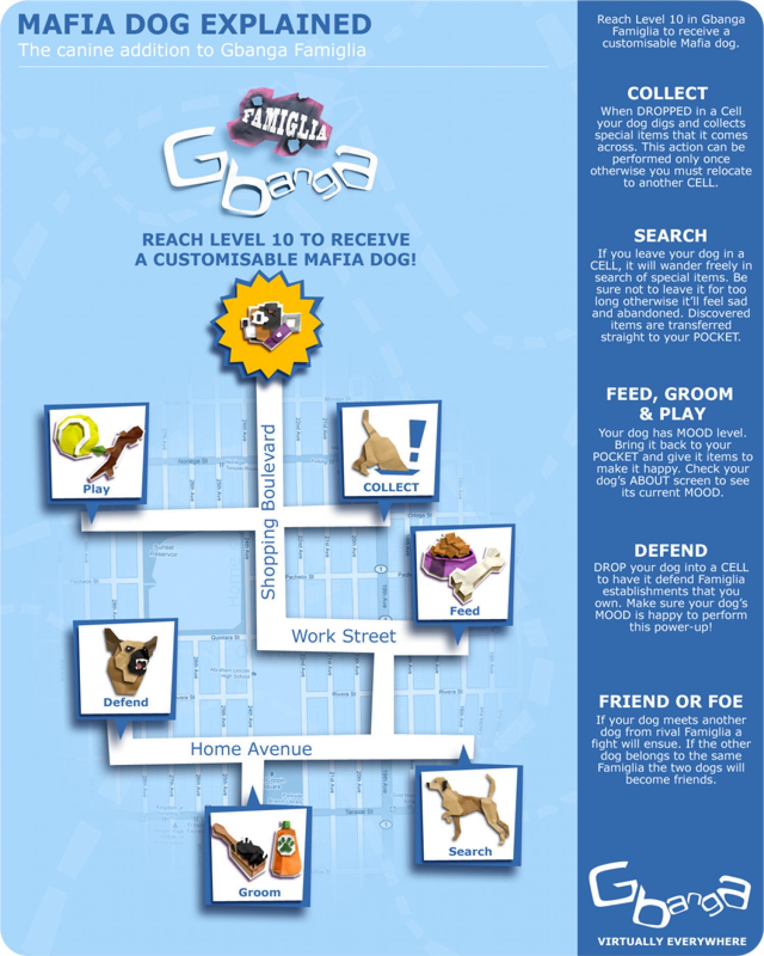 New Mafia Dog Infographic